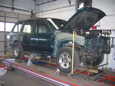 Auto Services – Ted & Sons Body Shop